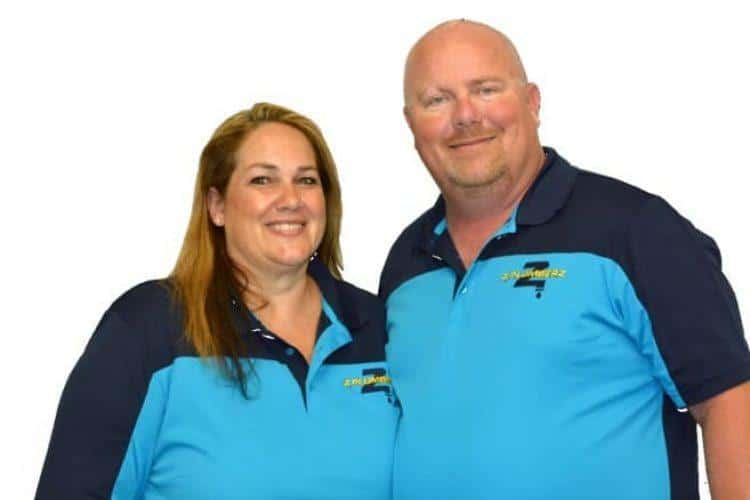 Z PLUMBERZ of Muncie Marks Successful First Year Under New Franchise