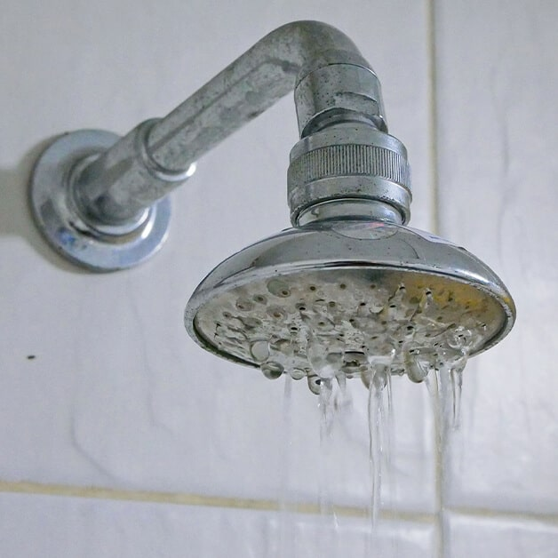 low-water-pressure