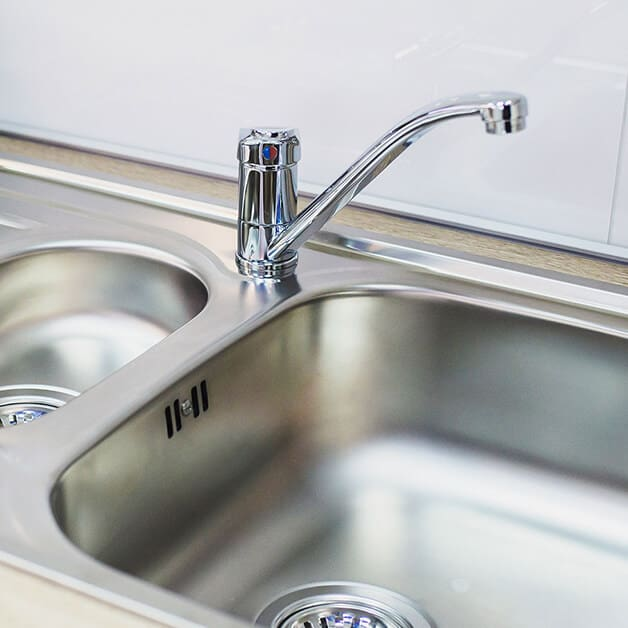 sinks and faucets