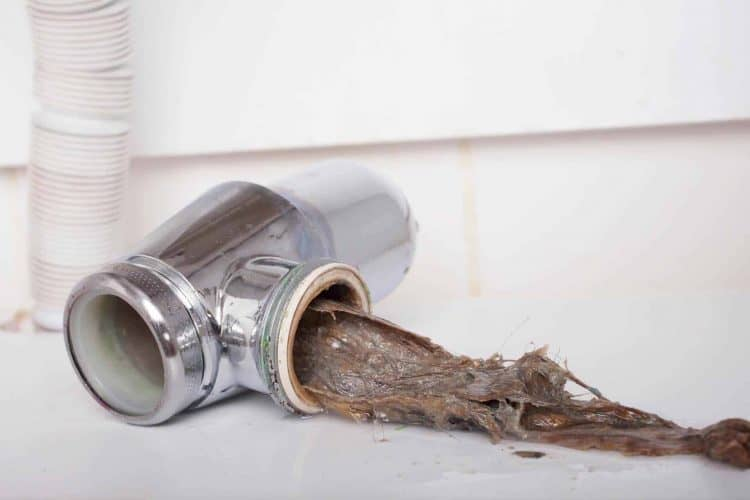 Dealing With a Gurgling Drain